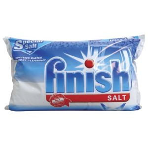 View Finish Dishwasher Salt Bag details