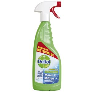 View Dettol Mould & Mildew Remover Bottle details