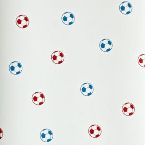 View Football Blue & Red Wallpaper details