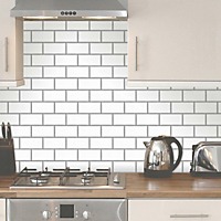 Wallpaper clearance sale the archplace for Plain kitchen wallpaper