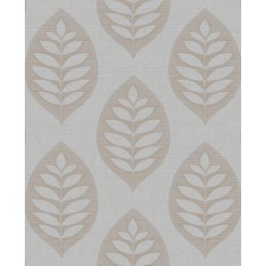 Image of Fine décor Ashbury Grey Floral Glitter effect Wallpaper
