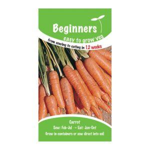 B&Q/Outdoors/Gardening/Suttons Beginners Carrot Seeds  Ideal Mix