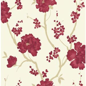 View Laurence Llewelyn-Bowen Love Letter Red Wallpaper details
