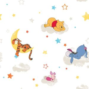 View Winnie The Pooh Rise & Shine Wallpaper details