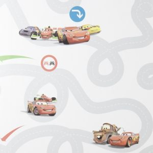 View Cars 2 Racetrack Wallpaper details