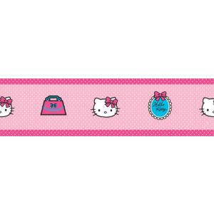 View Decofun Hello Kitty Pink Border details