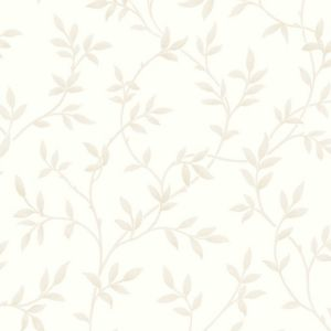 View Leaf Ivory Wallpaper details