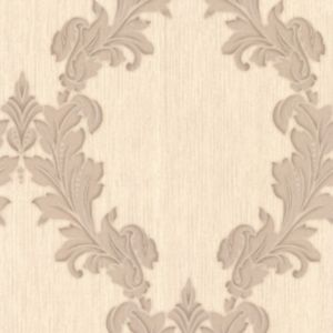 View Graham & Brown Paste The Wall Regency Cream Wallpaper details