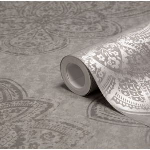 View Treasure Marcasite Metallic Effect Wallpaper details