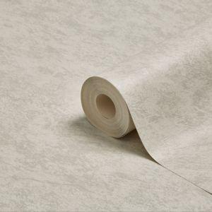 Graham & Brown Contour Grey Limestone Glitter Effect Kitchen & Bathroom Wallpaper