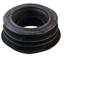 Image of Euroflo Push Fit Flush Pipe Connector (Dia)60mm
