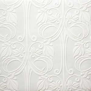 View Craig & Rose Dado Vinyl White Wallpaper details