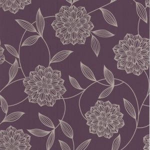 View Vision Plum Wallpaper details