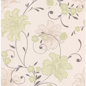 View Taffetia Spring Green Wallpaper details