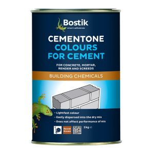 Bostik Cementone Black Cement Colouring
