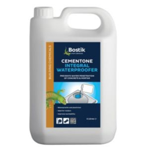 Bostik Cementone Integral Waterproofer 5L