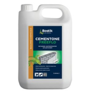 View Cementone Retarder, Waterproofer & Plasticiser 5L details