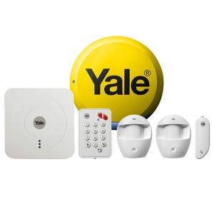 Image of Yale Wireless Smart home Alarm kit SR-320