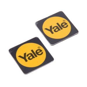 Image of Yale Smart Living Wireless RFID Phone tag Pack of 2