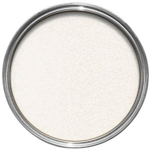 Image of Hammerite White Hammered Effect Metal Paint 250 ml