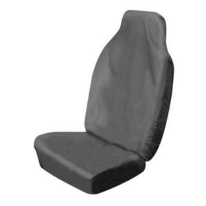 View Sakura Grey High Back Heavy Duty Seat Cover details