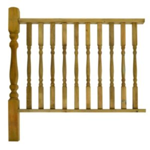View Easifix Colonial Balustrade Running Kit, (L)1370mm Kit details