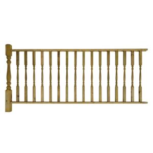 View Colonial Balustrade Running Kit, (L)2400mm Kit details