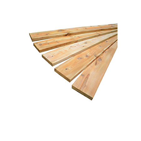 Premium timber brushwood brown softwood deck board t 28mm for Softwood decking boards