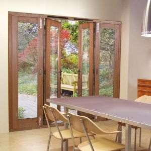View Freedom 1 Lite Clear Glazed External Folding French Door, (H)2009mm (W)1790mm details