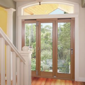 View Freedom Glazed Folding Patio Door, (H)2009mm (W)2390mm details