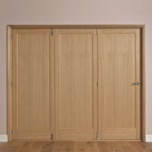 View Veneer Internal Architrave Set, (H)2.45m (W)44mm details