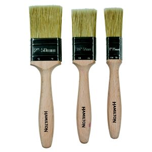 View Hamilton Vantage Woodstain & Varnish Brush (W)1