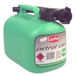 Image of CarPlan Unleaded petrol can 5L
