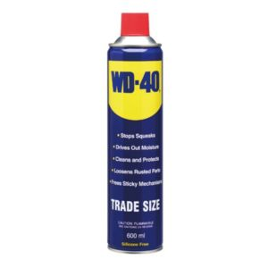 View WD-40 Water Dispersant 600ml details