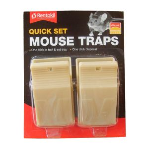 View Rentokil Quick Set Mouse Trap 66.2G details