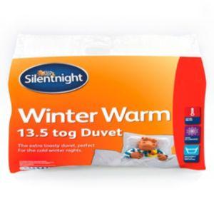 Image of Silentnight 13.5 Tog Winter Warm Double Duvet
