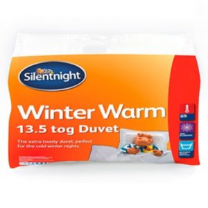 Image of Silentnight 13.5 tog Winter warm Double Duvet