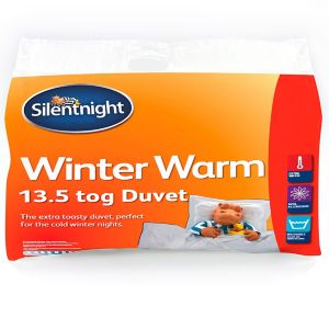 Image of Silentnight 13.5 tog Winter warm King Duvet