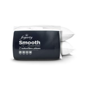 Fogarty Smooth Amp Luxurious Pillow Pack Of 2 Departments