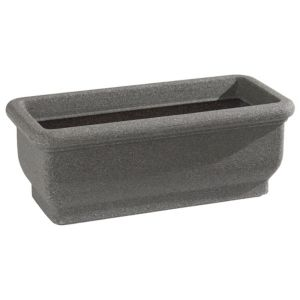View Sankey Florence Light Grey Rectangular Plant Trough (H)675mm details