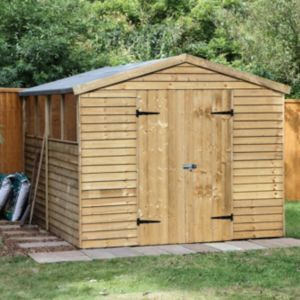 View Forest Larchlap One Size Softwood Workshop - Assembly Required details