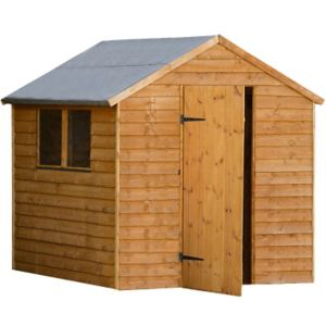 View Wooden Sheds details