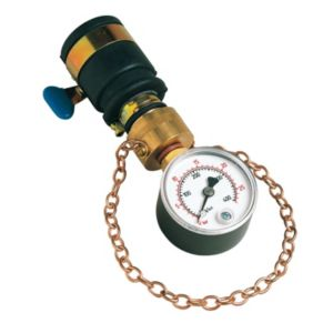 View Rothenberger 0-10 Bar Water Pressure Gauge details