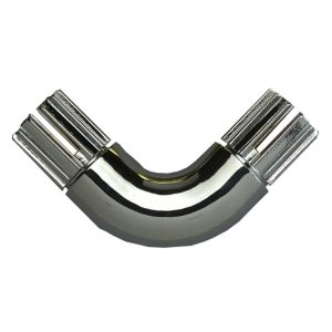View Colorail 90° Chrome Effect Elbow (Dia)19mm details