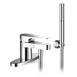 View Mira Precision Chrome Bath Shower Mixer Tap details