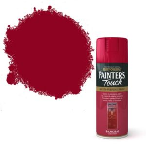 View Rust-Oleum Painter's Touch Multipurpose Balmoral Gloss Spray Paint 400ml details