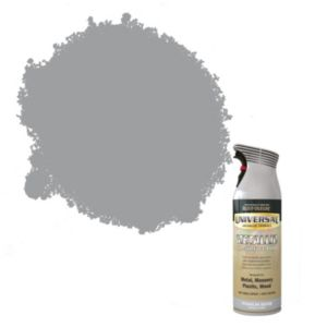 View Rust-Oleum Universal All Surface Titanium Metallic Effect Spray Paint 400ml details