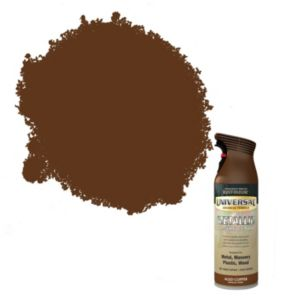 View Rust-Oleum Universal All Surface Aged Copper Metallic Effect Gloss Spray Paint 400ml details