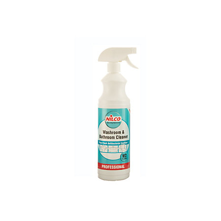 Nilco Professional Bathroom Cleaner Spray 1000 Ml Departments Diy At B Q