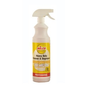 Image of Nilco Professional Kitchen Cleaner & Degreaser Spray 1 L